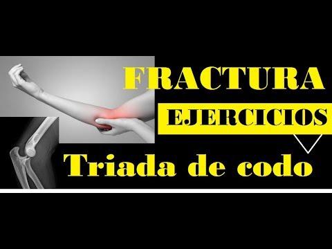 Un conjunto de ejercicios en la osteocondrosis de la cadera