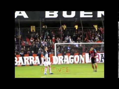 """""""La barra del Dragon - Defensores de Belgrano - Fecha 30 -2015 -DEFE1-FENIX0"""" Barra: La Barra del Dragón • Club: Defensores de Belgrano"""