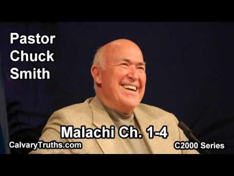 39 Malachi 1-4 - Pastor Chuck Smith - C2000 Series
