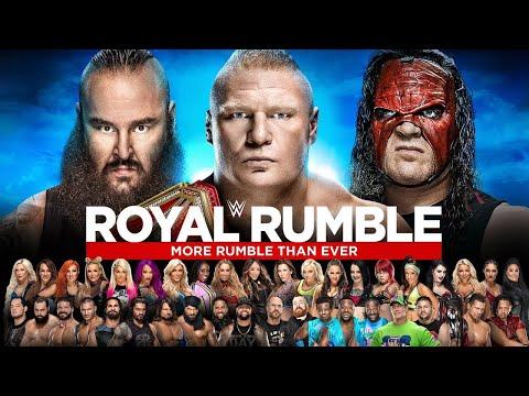 WWE Royal Rumble 28/01/2018 [BEST]