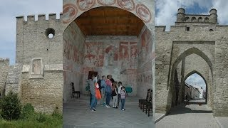 preview picture of video 'Szydłów: polskie Carcassonne - Woj. Świętokrzyskie 2'
