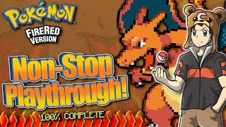 Pokemon Fire Red From Start to Finish!