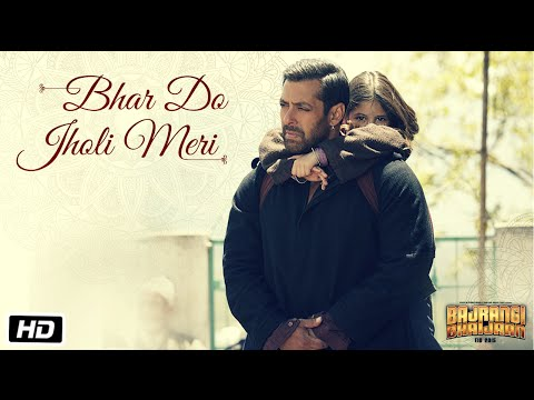 Bhar Do Jholi Meri ft Salman Khan  Adnan Sami