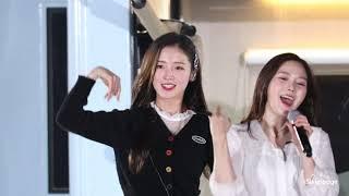 [4K] 190319 오마이걸 Oh My Girl 비밀정원 Secret Garden 아린 Arin @ 별이및나는밤에 By Sleeppage