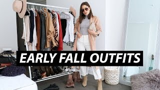 EARLY FALL OUTFITS | Love Of Mode         #falloutfits #autumnoutfits