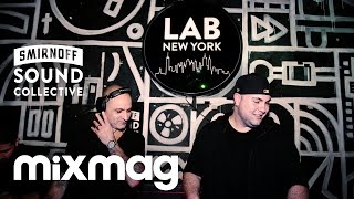 Victor Calderone and Avision - Live @ Mixmag Lab NYC 2017