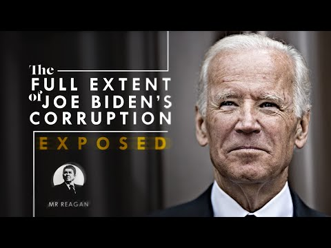 The Full Extent of Joe Biden's Corruption! Must-See Video!