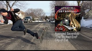 Doing the Riffs Episode 23 (Avenged Sevenfold - The Wicked End)