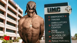 2Pac's Last Days in the Hospital Before Passing Away