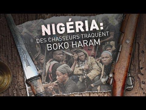 Nigéria : des chasseurs traquent Boko Haram