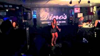 Dino's Lounge Karaoke Las Vegas 2012