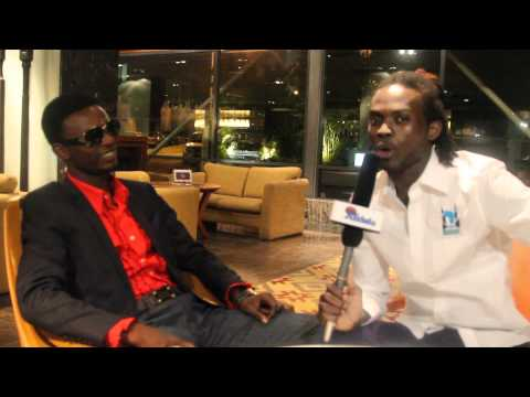 laugh out loud promo vol 2 - The arrival of basketmouth and i go die