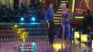 Dancing with the Stars - Apolo and Julianne (Cha Cha)