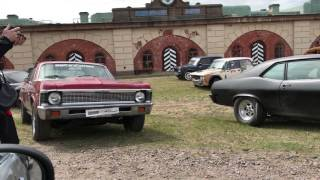 АВТО-ФОТО-БЕЗУМИЕ - автомобильный фестиваль  в форте Константин