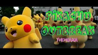 ¡Pikachus bailando! / Vlog 04