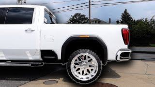 The 2020 Denali gets some MUCH NEEDED paint matching!