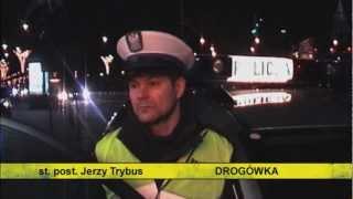 Policjanci z DROGÓWKI: Trybus
