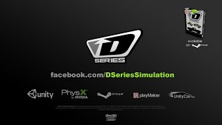 Clip of D Series OFF ROAD Driving Simulation 2017 (2015)