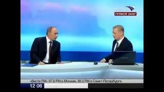 Мастер-класс от Путина:как надо отвечать на экзамене