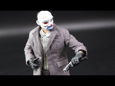 [Unboxing] Soap Studio 1:12 action figure – The Joker (Bank Robber Ver.)