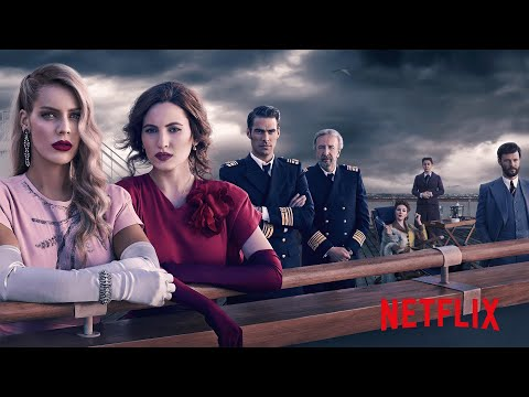 TV Trailer: Alta mar (0)