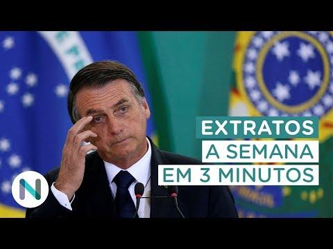 O vaivém de Bolsonaro. A posse de Maduro e mais