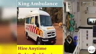 King ICU Setup Road Ambulance Services from Samastipur To Patna