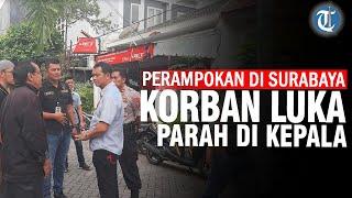 Seoang Nenek di Surabaya Diduga Jadi Korban Perampokan, Korban Alami Luka Parah di Kepala