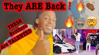Ar'mon And Trey- No Change (Official Video) Reaction!!!