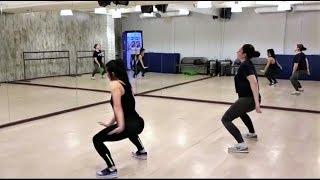 DANCE FITNESS/Танцевальный фитнес в школе танцев МАРТЭ