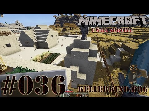 Minecraft: I will survive #036 - Gangbar gemacht ★ EmKa plays Minecraft [HD|60FPS]