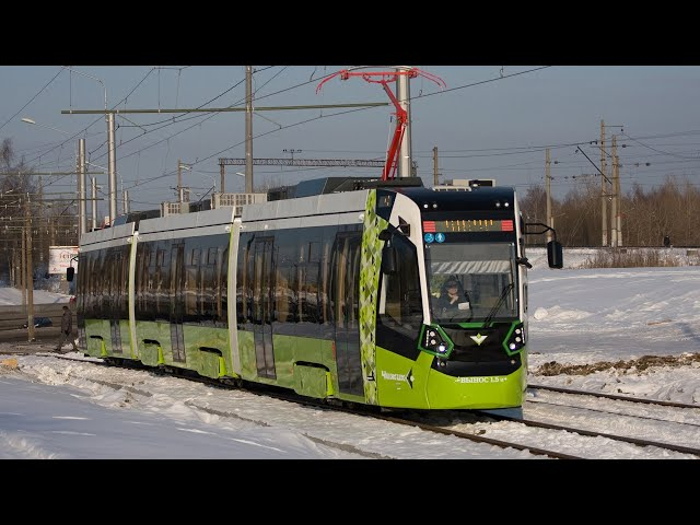 Ангарский трамвай пополняет парк
