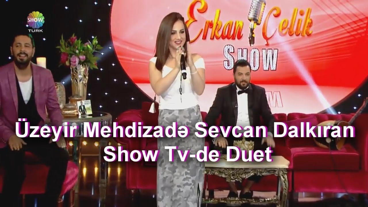 Ay Balam Gul Balam Live By Uzeyir Mehdizade Sevcan Dalkiran From Azerbaijan Popnable