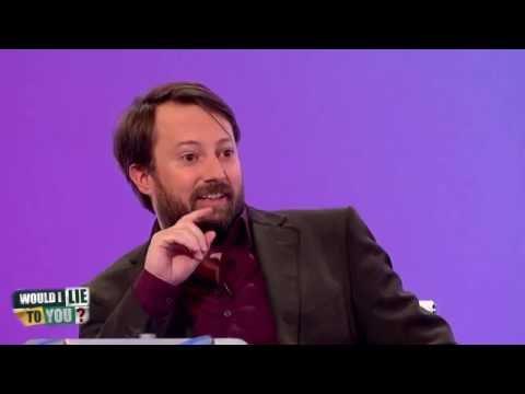 Greg Davies vymyslel vlastní jazyk - Would I Lie to You?