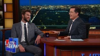 Liam Hemsworth: I Dont Put Shrimp On The Barbie