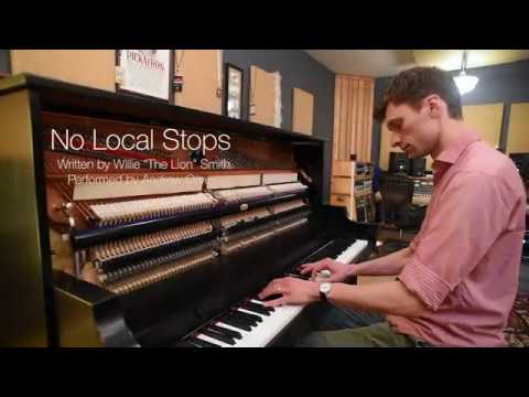 Andrew Oliver - No Local Stops online metal music video by ANDREW OLIVER
