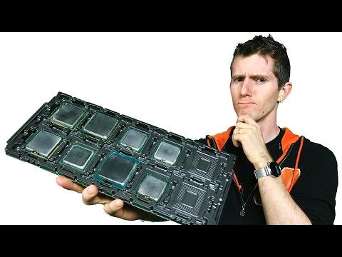 Intel CPU Innovation.. or Lack Thereof?