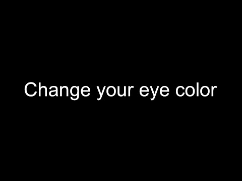 Eye Color Change Spell - REALLY WORKS