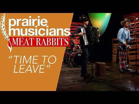 """, title : 'Meat Rabbits """"Time to Leave""""'"""