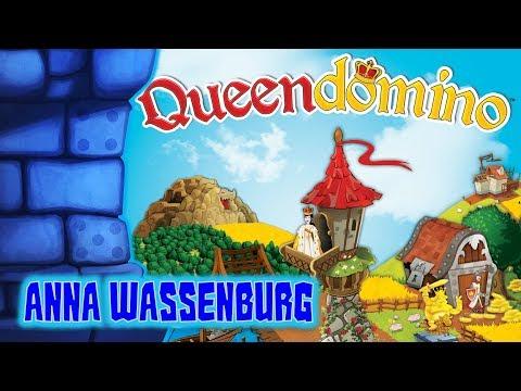 Dice Tower with Anna Wassenburg: Queendomino