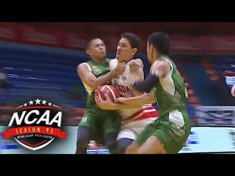 Things get heated between Bolick and Young | Exclusives | NCAA 93 MB