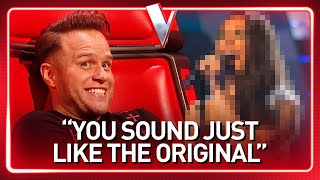 EXCEPTIONAL singer BLEW COACHES AWAY in The Voice | Journey #67