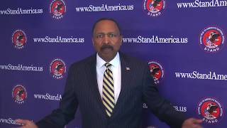 Bishop E.W. Jackson announces STAND Campaign To Awaken The Church