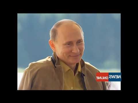 Подборка шуток Путина