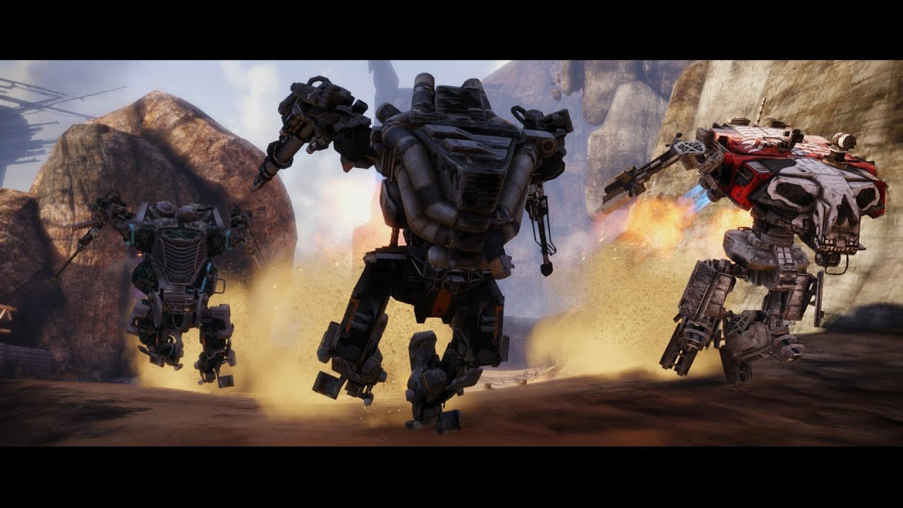 'Free-To-Play' Hawken Arrives On Steam Early Access… For $US29.99