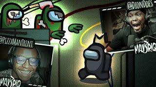 The Zombies Mod Turned Everyone Into A Dirtbag! (Among Us)