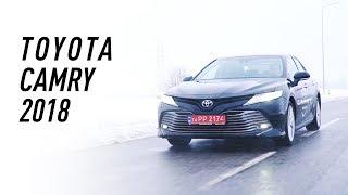 САМЫЙ ВЫГОДНЫЙ СЕДАН ? Новая Toyota Camry 2018