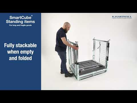 Smartcube® for standing items