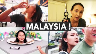 Find the ripped Macca in Malaysia?  Vlog   Giang Ơi