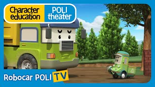 Character education   Poli theater   Don't ignore little friend!